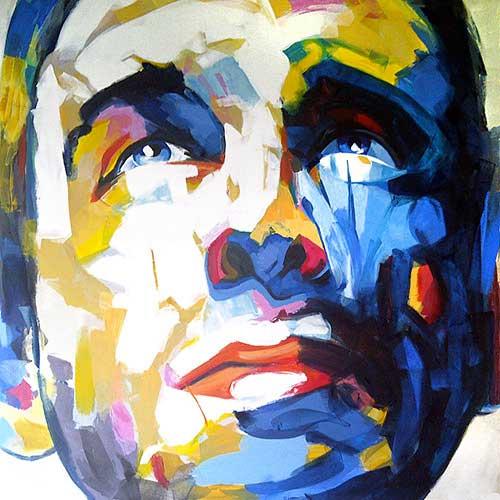 Image of Commissioned Painting 2 by Laura Fraser